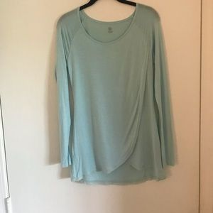 Gaiam Athletic Workout Top!